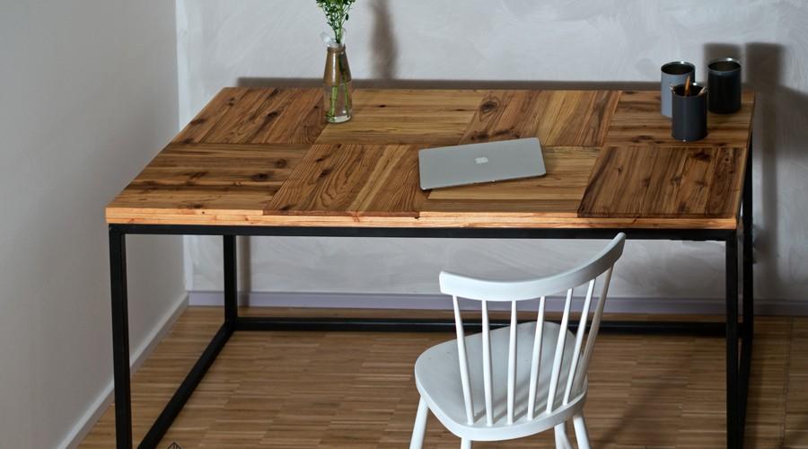 Psací stůl Kyoku se skládanou deskou