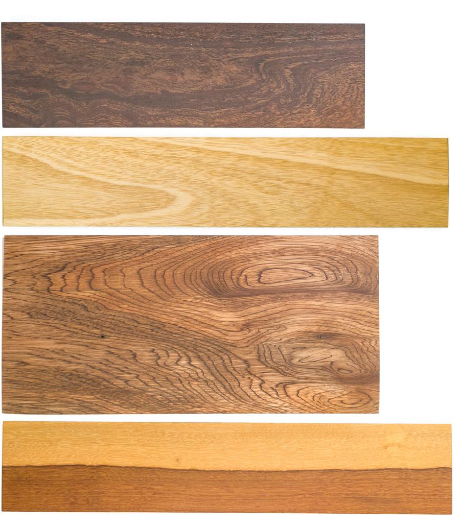 MIX exotických dřevin z palet