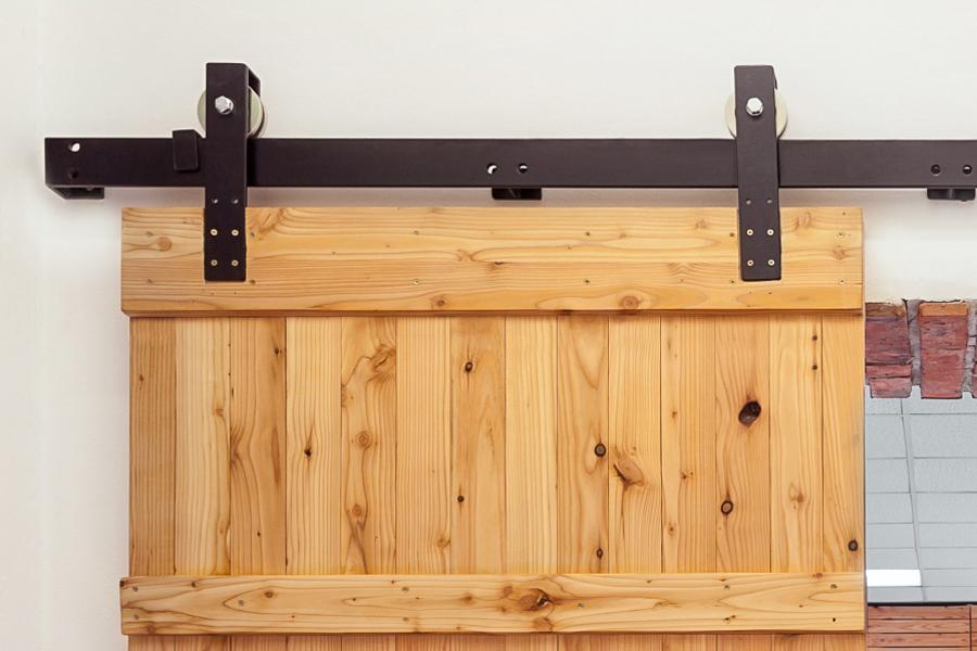 posuvný systém ala Barn Door