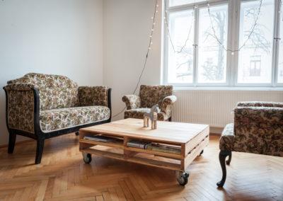 Paletky | recyklovaný nábytek z palet | Takami 1