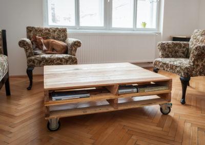 Paletky | recyklovaný nábytek z palet | Takami 3
