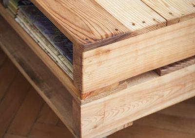 Paletky | recyklovaný nábytek z palet | Takami 4