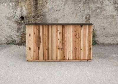 Paletky | recyklovaný nábytek z palet | Bar Klasik 5 | nábytek na míru