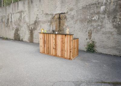 Paletky | recyklovaný nábytek z palet | Bar Klasik 7 | nábytek na míru