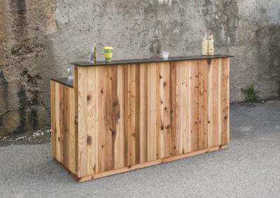 Paletky | recyklovaný nábytek z palet | Bar Klasik 8 | nábytek na míru