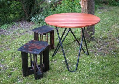 Paletky | recyklovaný nábytek z palet | Lotus Web 900 4 | nábytek na míru