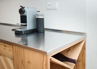 Paletky | recyklovaný nábytek z palet | Nerez A Modrin Web 1200 5 | nábytek na míru