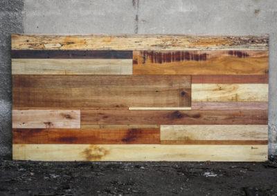 Obložení zexotických dřevin