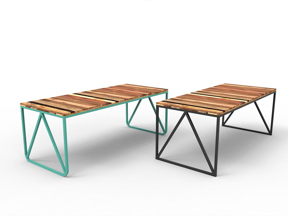 Paletky | recyklovaný nábytek z palet | Web Vizualizace 5.3