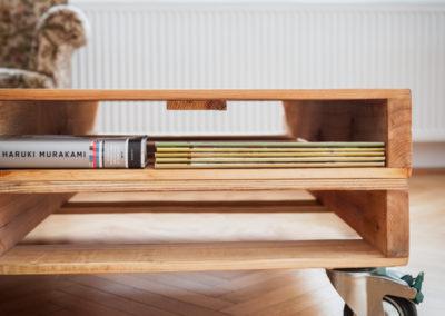 Paletky | recyklovaný nábytek z palet | Takami 2