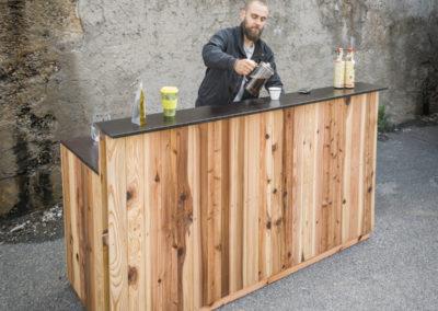 Paletky | recyklovaný nábytek z palet | Bar Klasik 3 | nábytek na míru