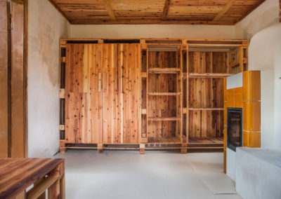 Paletky | recyklovaný nábytek z palet | Chaticka Interier Web 1200 4 | nábytek na míru