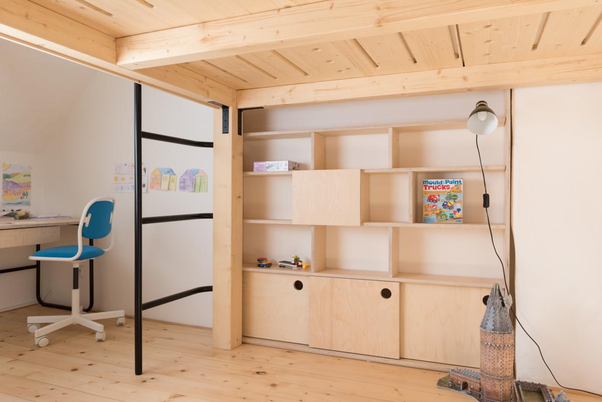 Paletky | recyklovaný nábytek z palet | Dětský Pokoj Web 1200 2 | nábytek na míru