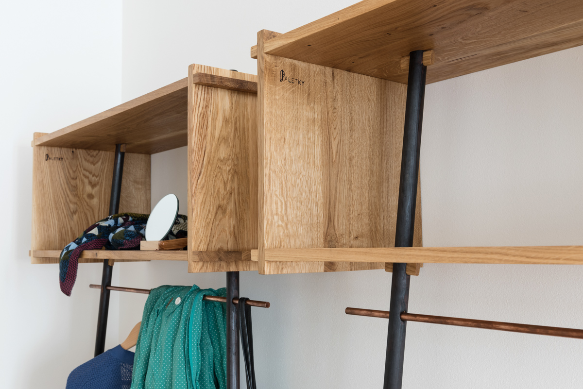 Paletky | recyklovaný nábytek z palet | Interier Dub A Cedr Web1200 10 | nábytek na míru