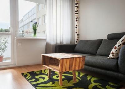 Paletky | recyklovaný nábytek z palet | Kohi Stolek Atelier Paletky 2 | nábytek na míru