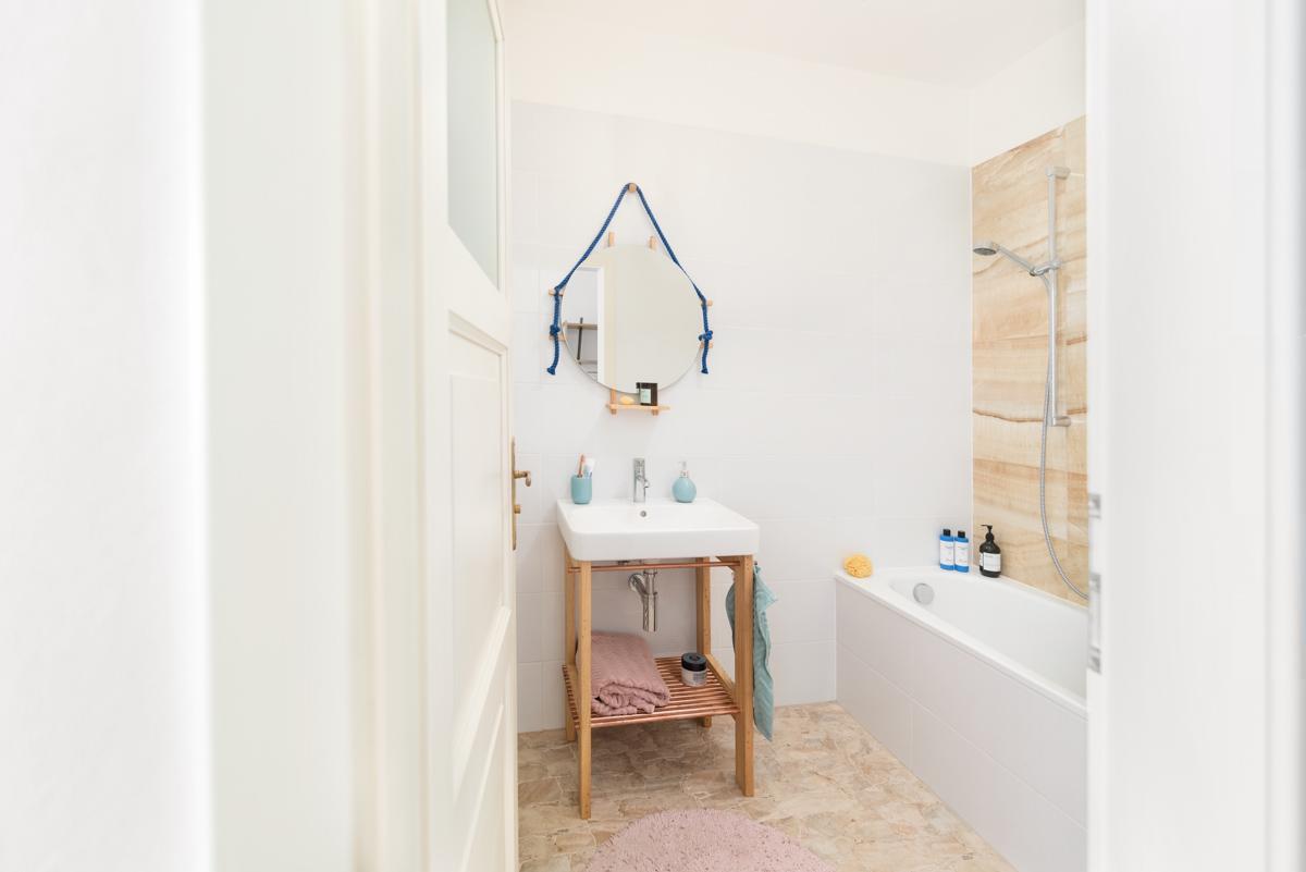 Paletky | recyklovaný nábytek z palet | Koupelny 1200 2 | nábytek na míru