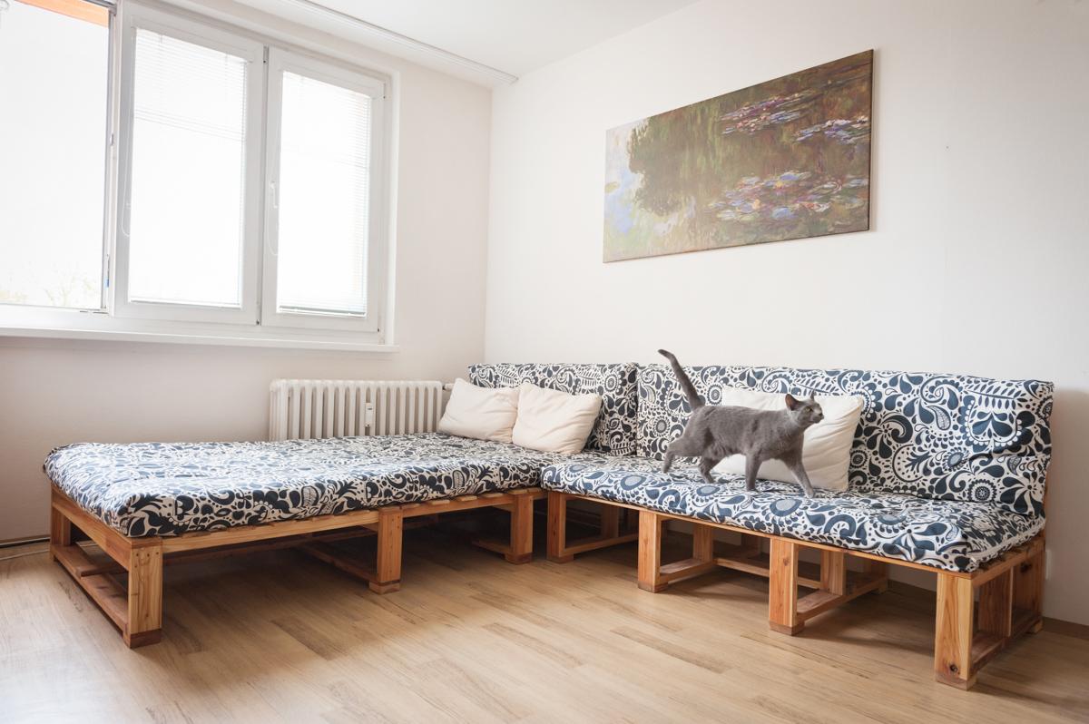 Paletky | recyklovaný nábytek z palet | Obávýk Toki Web 3 | nábytek na míru