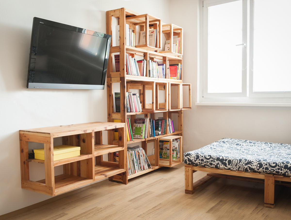 Paletky | recyklovaný nábytek z palet | Obávýk Toki Web 7 | nábytek na míru