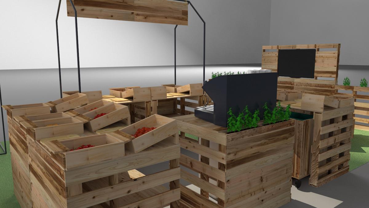 Paletky | recyklovaný nábytek z palet | Ovozela Web 1200 3 | nábytek na míru