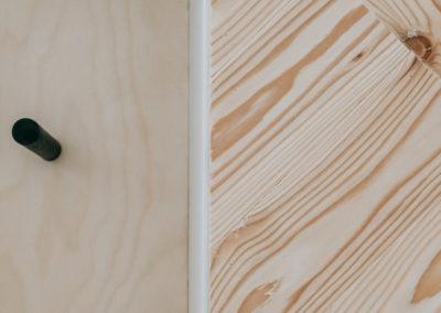 Paletky | recyklovaný nábytek z palet | Předsíň A Ložnice Web 1200 5 | nábytek na míru