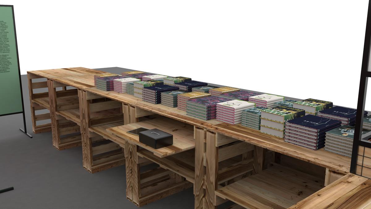 Paletky | recyklovaný nábytek z palet | Paseka Web 1200 2 | nábytek na míru