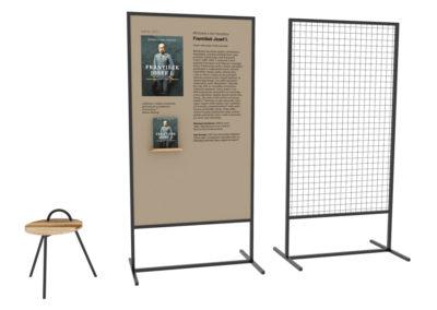 Paletky | recyklovaný nábytek z palet | Paseka Web 1200 7 | nábytek na míru