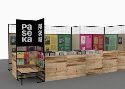 Paletky | recyklovaný nábytek z palet | Paseka Web 1200 8 | nábytek na míru