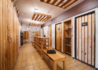 Paletky | recyklovaný nábytek z palet | Sauna Web 1200 5 | nábytek na míru