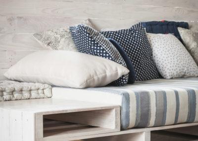Paletky | recyklovaný nábytek z palet | Soffa L Detal Atelier Paletky | nábytek na míru