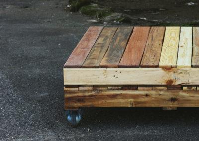Paletky | recyklovaný nábytek z palet | Tkm1web | nábytek na míru