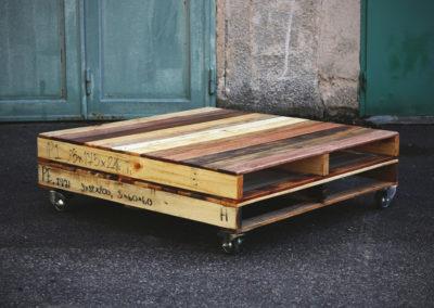 Paletky | recyklovaný nábytek z palet | Tkm3web | nábytek na míru