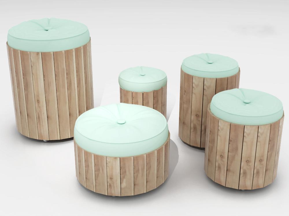 Paletky | recyklovaný nábytek z palet | Web Vizualizace 7.1 | nábytek na míru