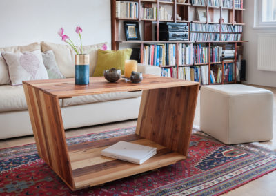 Paletky | recyklovaný nábytek z palet | Interier Mahagon Web 1200 6 | nábytek na míru