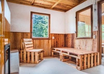 Paletky | recyklovaný nábytek z palet | Obložení Fotor | nábytek na míru