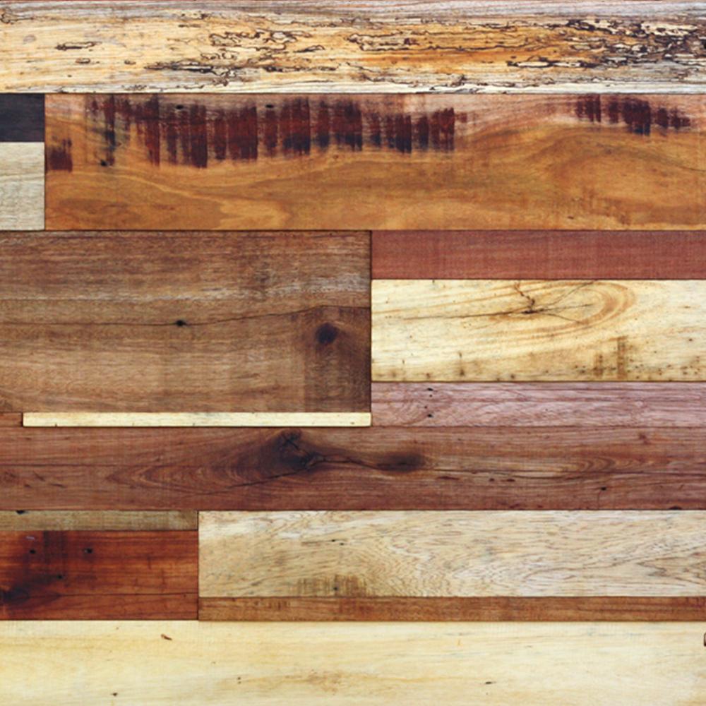 MIx exotických dřevin z palet RAW