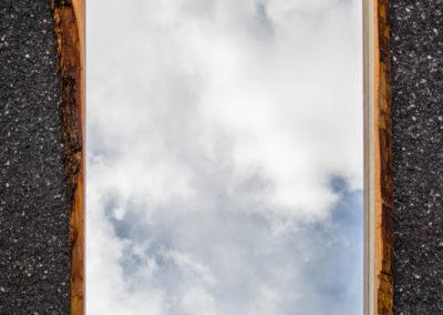 Paletky | recyklovaný nábytek z palet | Rám Rustik Web 1200 8 | nábytek na míru