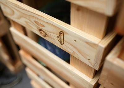 Paletky | recyklovaný nábytek z palet | Tenji Web 1200 6 | nábytek na míru
